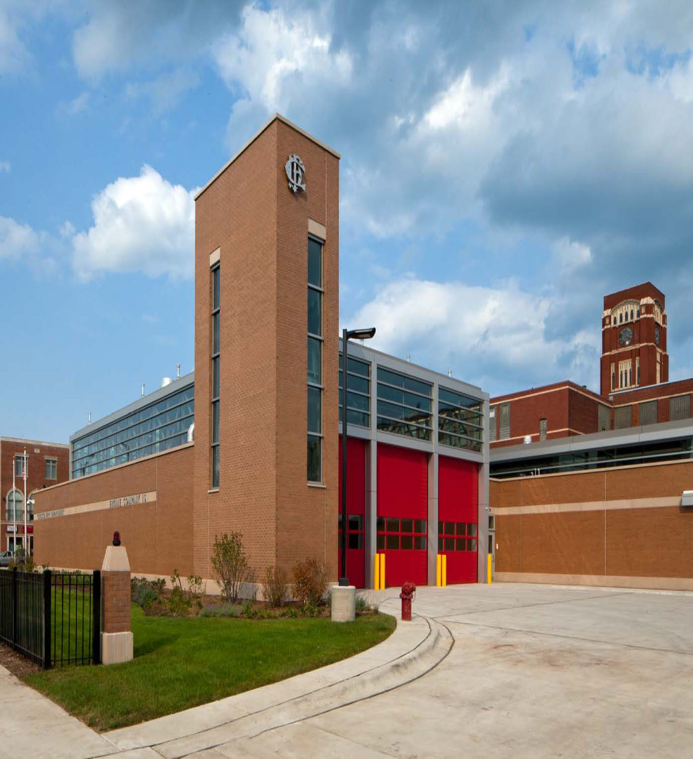 Engine Company No  16  New Fire Station Picture 2